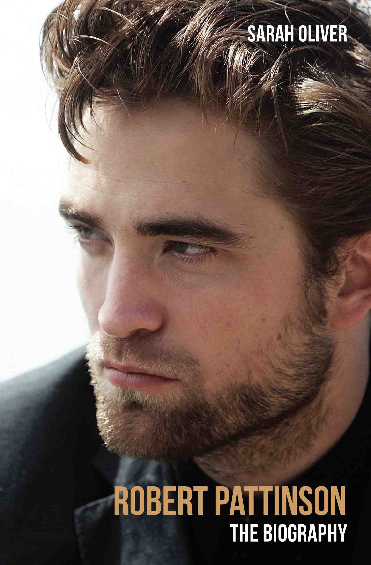 Read Online Robert Pattinson: The Biography PDF