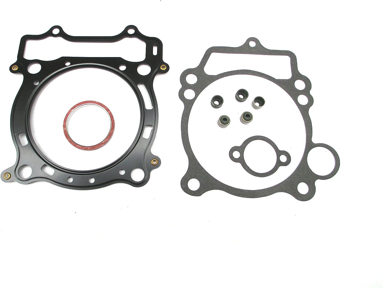 Complete Engine Gasket Kit Set Yamaha YFZ 450 2004 2005 2006 2007 2008 2009 2010 TopEndGaskets