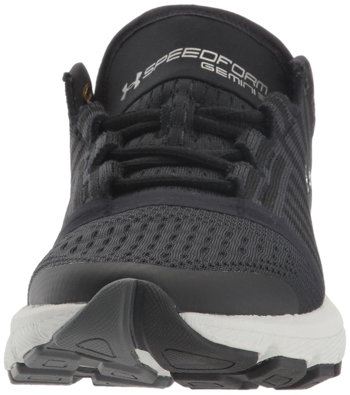 Under Armour Women's Speedform B01GP2ZAYC Gemini 3 Running Shoe B01GP2ZAYC Speedform 7.5 M US|Black (005)/Glacier Gray 364043