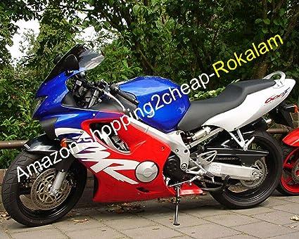 Amazon Moto Fairing For CBR600F4 CBR 600 F4 1999 2000 99 00