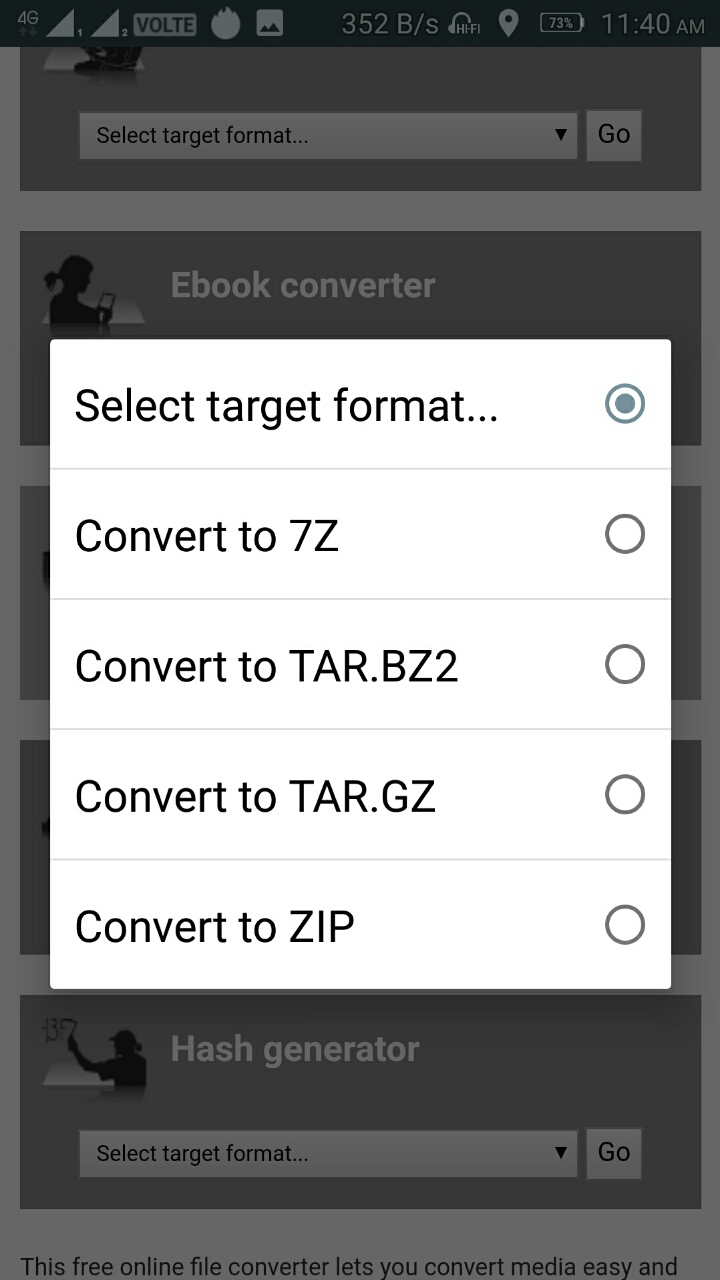 Amazon com: All File Converter Online: Appstore for Android