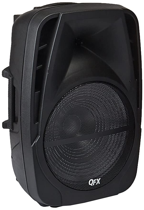 The 8 best qfx pbx bf15 15 bt portable pa speaker w lights