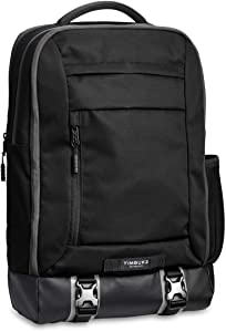 TIMBUK2 Authority Laptop Backpack Deluxe, Black Deluxe