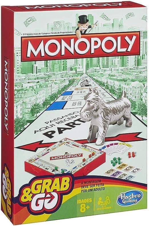 Hasbro Gaming Rustic Woods Monopoly de Madera, Edición Retro para coleccionistas: Amazon.es: Juguetes y juegos