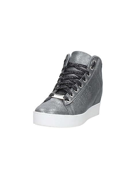 Liu Jo S66031p0257 Zapatillas Mujer Gris, Talla 41: Amazon.es: Zapatos y complementos