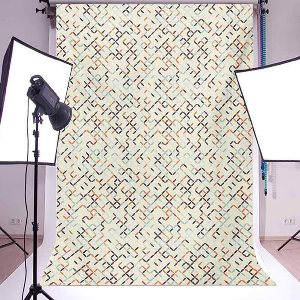 Floral 10x15 FT Photo Backdrops,Tied Flower Petals in Soft Colors Spring Gardening Theme Daisies Daffodils Background for Child Baby Shower Photo Vinyl Studio Prop Photobooth Photoshoot