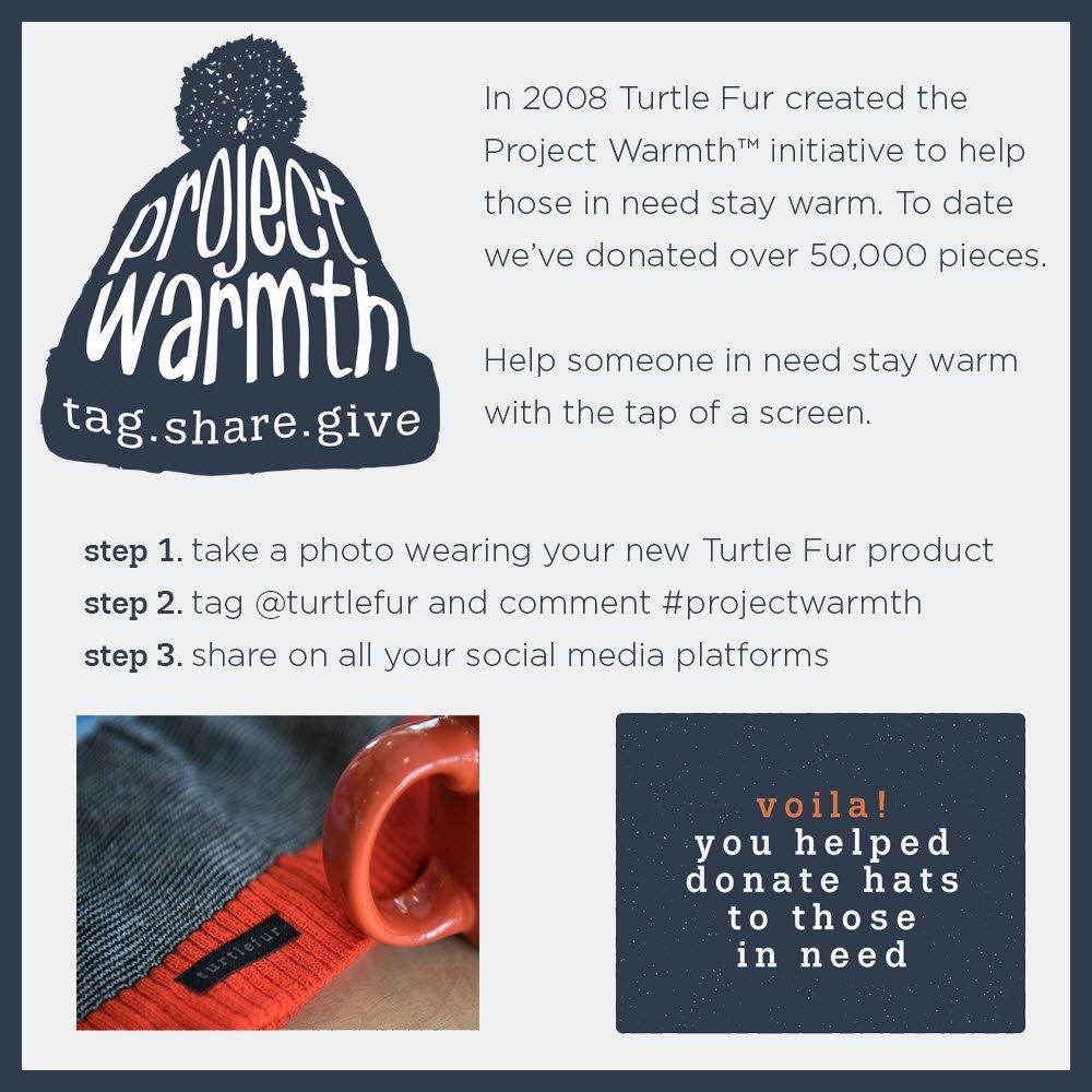 Turtle Fur Heavyweight Fleece Neck Warmer - Black by Turtle Fur (Image #7)