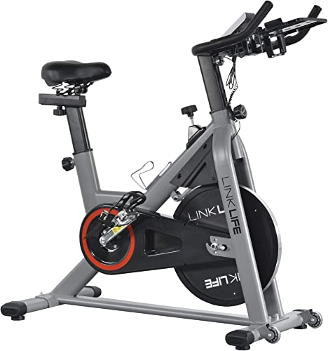 WILLY Super Quite Magnetic Exercise Bike Stationary Indoor Cycling Bike