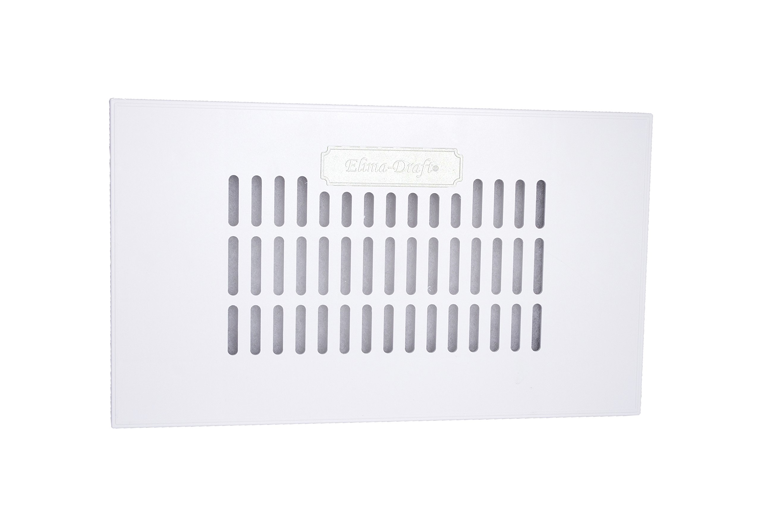 Elima-Draft 4-in-1 Filtered Allergen Relief HVAC Vent Cover For Rectangular Vents