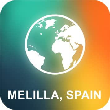 Melilla Spain Map.Amazon Com Melilla Spain Offline Map Appstore For Android