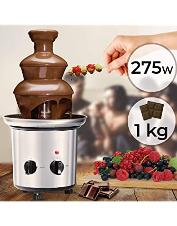 Fuentes de chocolate | Amazon.es