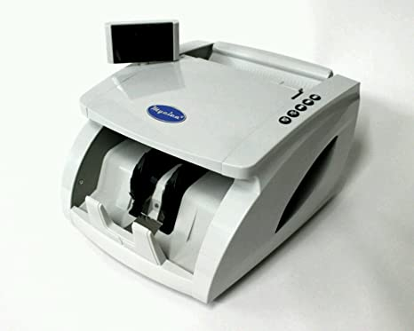 Currency Counting Machine with Fake Note Detector - Mycica 2950 Money Handling Products at amazon