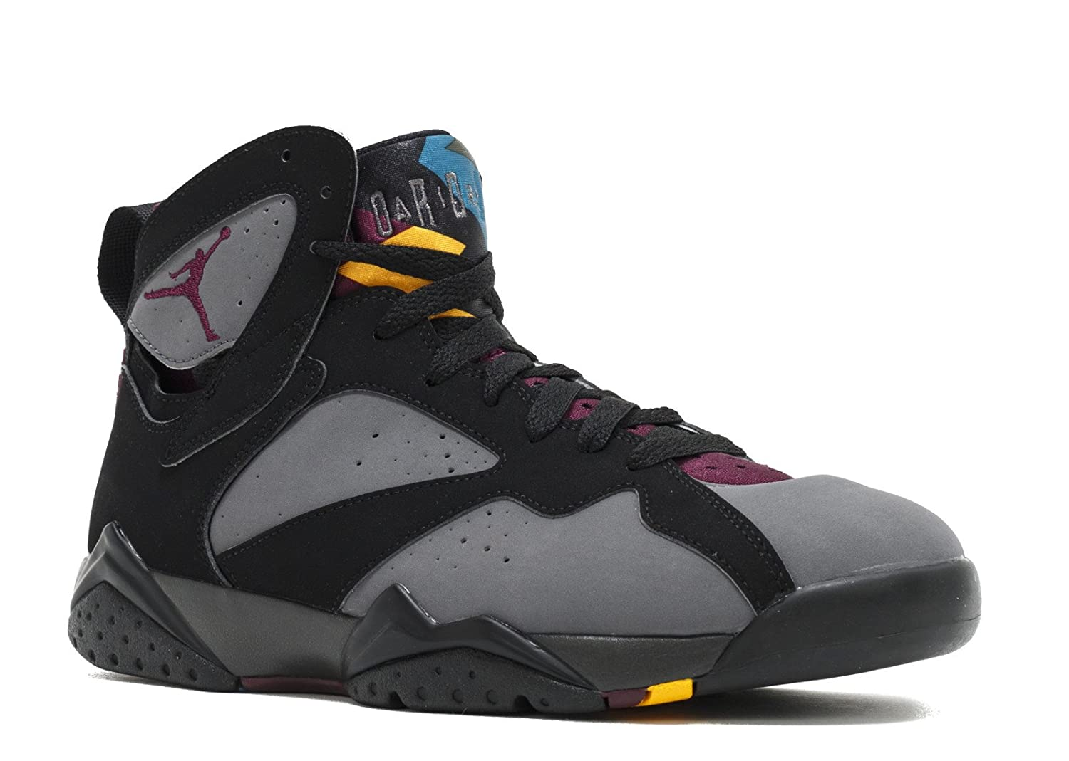 f806e3a6d1b Amazon.com | AIR Jordan 7 Retro 'Bordeaux 2015' - 304775-034 | Basketball