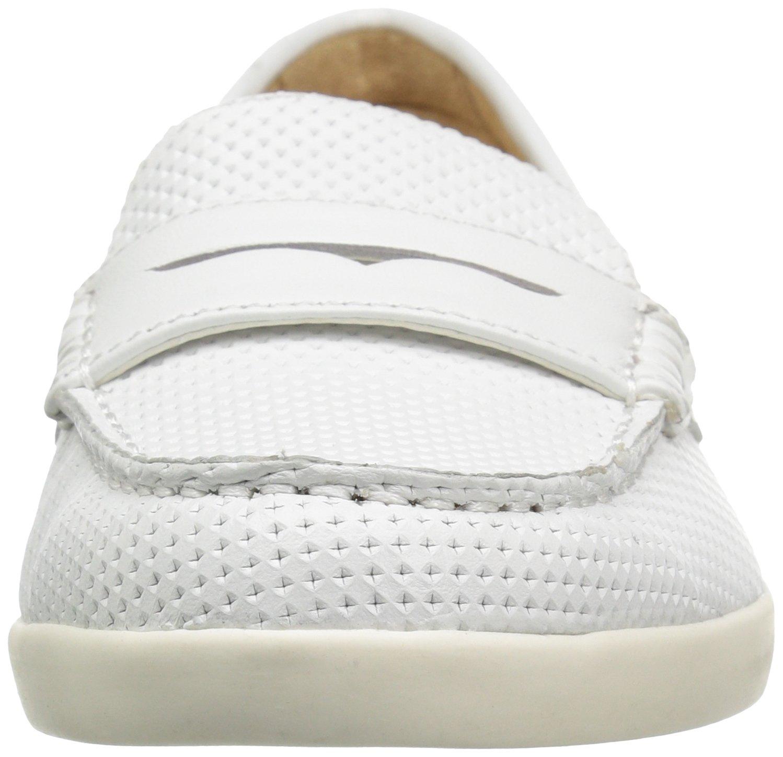 Blanco De Zapato Gwen Boat Mujer Naturalizer Para KYEY6