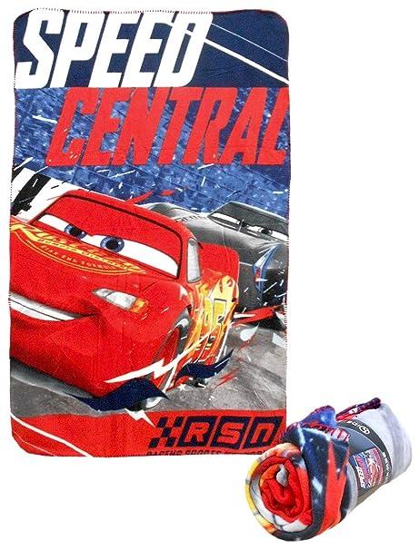 Disney Cars WD19934 Manta Polar, Ropa de Cama Infantil, 150 ...