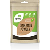 Lotus Organic Cinnamon Powder 70 g, 70 g