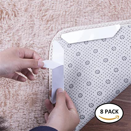 Cinta antideslizante para alfombras, antideslizante, para suelos de madera, alfombra antideslizante, alfombra
