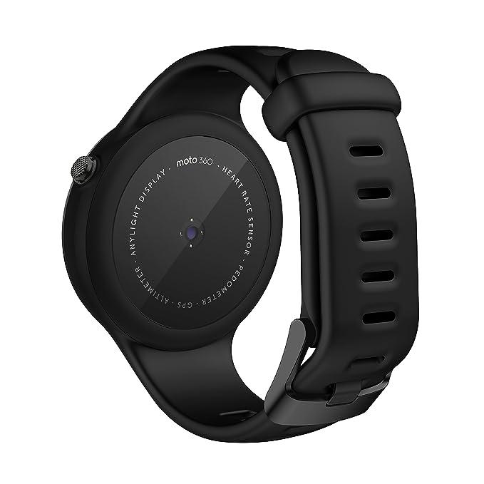Motorola Moto 360 Sport Reloj Inteligente: Amazon.es ...