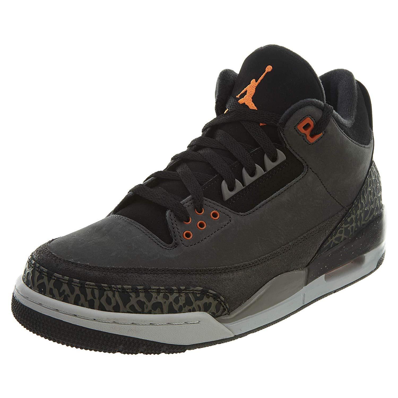 2013 Air Jordan Retro Fear Pack Night Stadium Total Orange