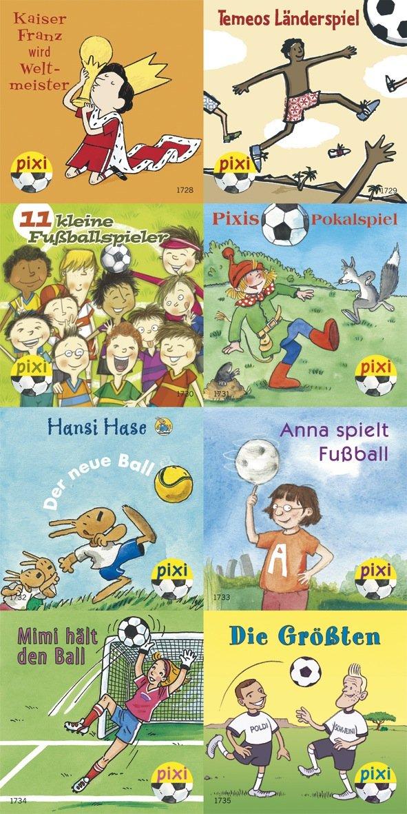 Pixi-Bundle 8er Serie 192: Pixi wird Weltmeister
