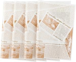 """Paper Food Wrap, Deli Paper, Sandwich Paper - Gastronomia Design - 15"""" x 11"""" - 200ct Box - Restaurantware"""