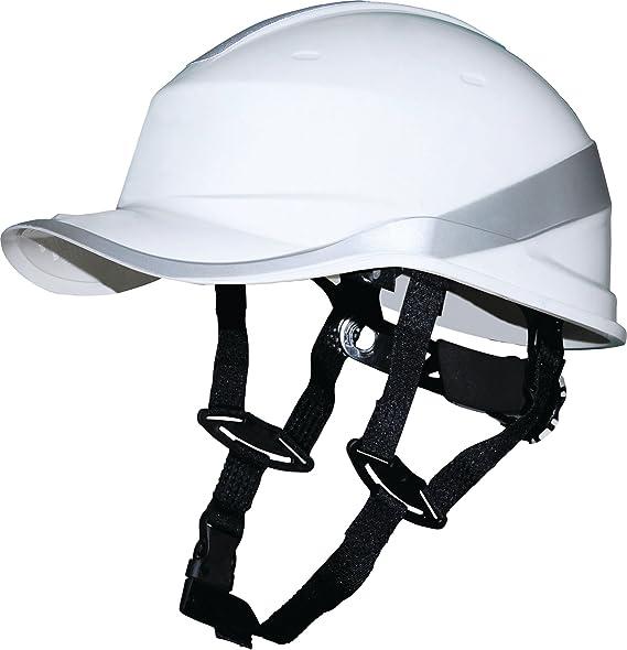 Delta Plus Venitex, casco de seguridad con arnés, éter de polifenileno: Amazon.es: Ropa y accesorios