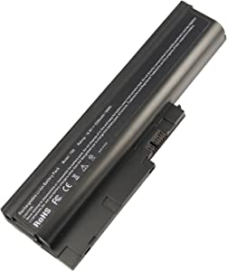 Futurebatt 40Y6797 Laptop Battery for Lenovo IBM ThinkPad T60 R60 R500 W500 T500 SL300 SL400 SL500 40Y6795 42T4619 42T4620 92P1133