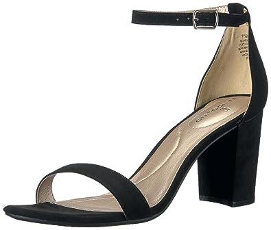 437e39bf697 Amazon.com  Bandolino Women s Armory Heeled Sandal  Shoes