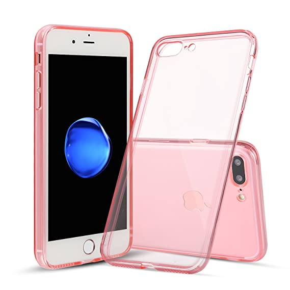 Cell Phone Accessories Transparent Slim Ultra Thin 0.5mm Clear Cover Back Case For Iphone 8 Cases, Covers & Skins 7 Plus