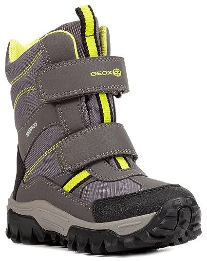 chaussures d'hiver garçon geox