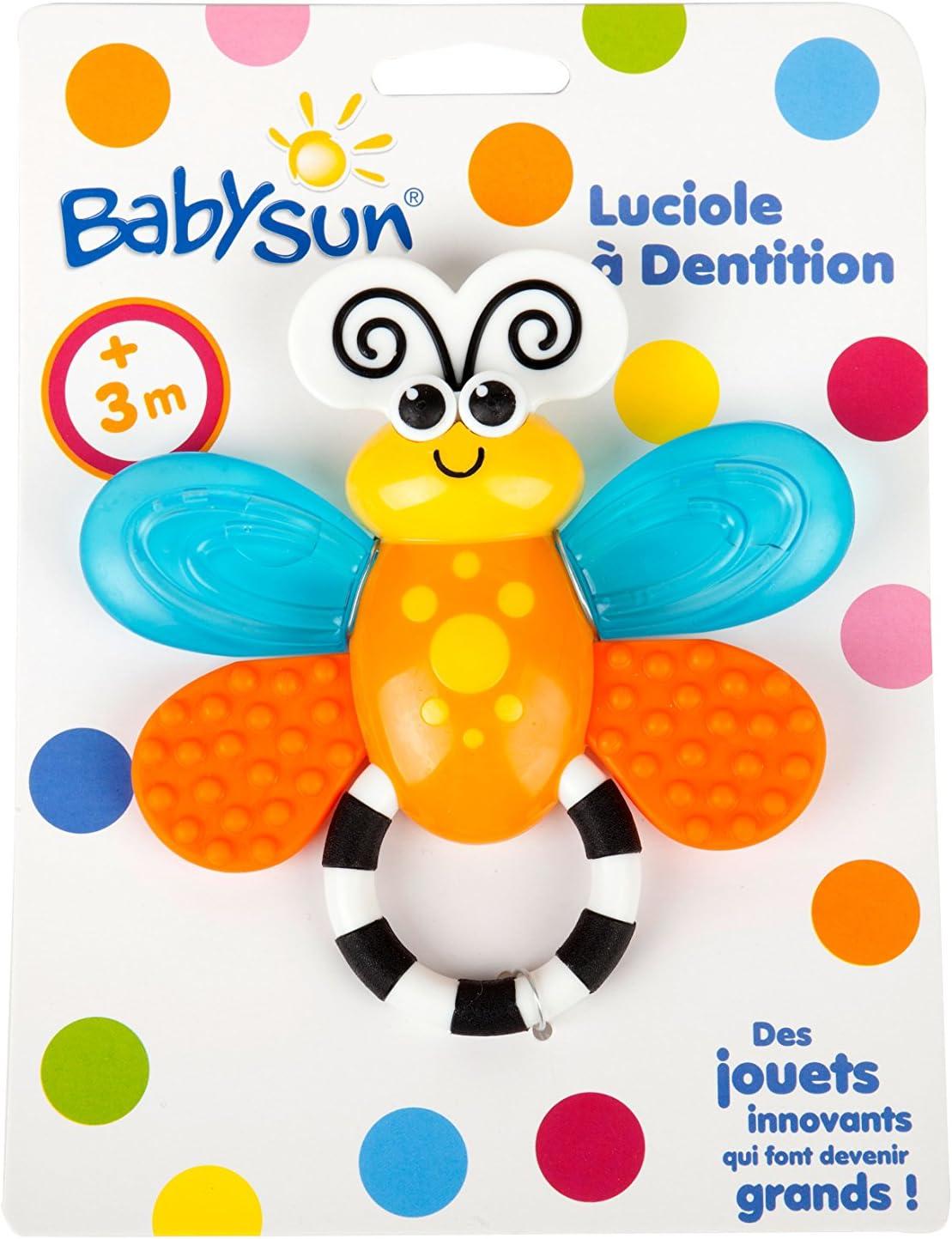 Babysun Anneau de Dentition Luciole /à Dentition