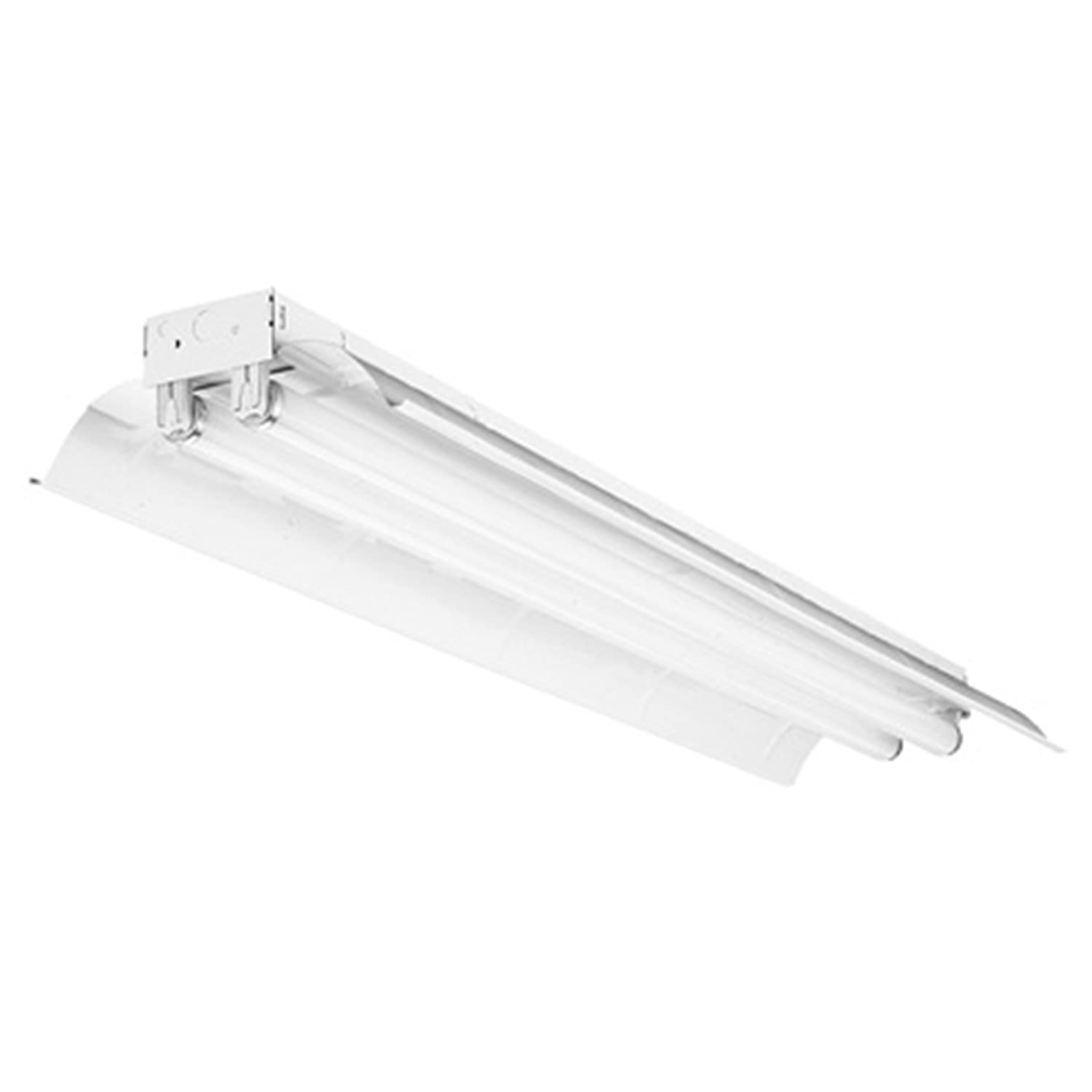 Lithonia Lighting L232 MV 4-Feet T8 General Purpose Fluorescent ...