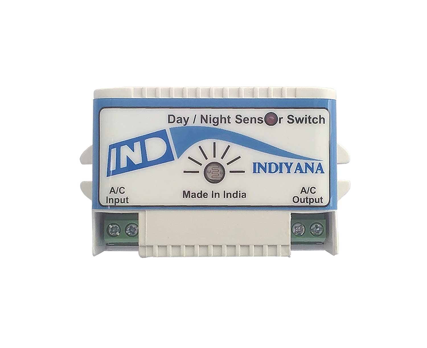Indiyana Day Night Sensor Switch Ldr Control Auto On In Off Bright Light For This Electronic Circuit You Can Use A Wide Range Morning 230 Volt Ac Lighting Automatic Dusk To Dawn