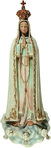 Our Lady Fatima Wall Plaque