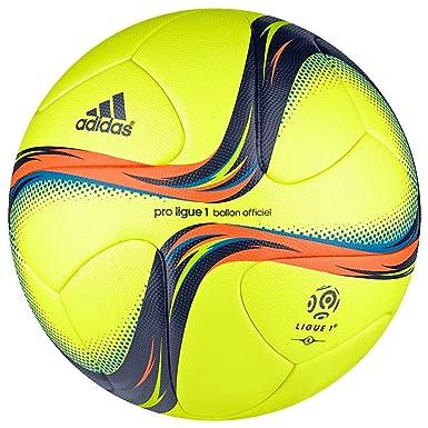 adidas Pro Ligue 1 Match Officiel - Ballon de Foot - size 5  Amazon.fr   Vêtements et accessoires 870f9164535