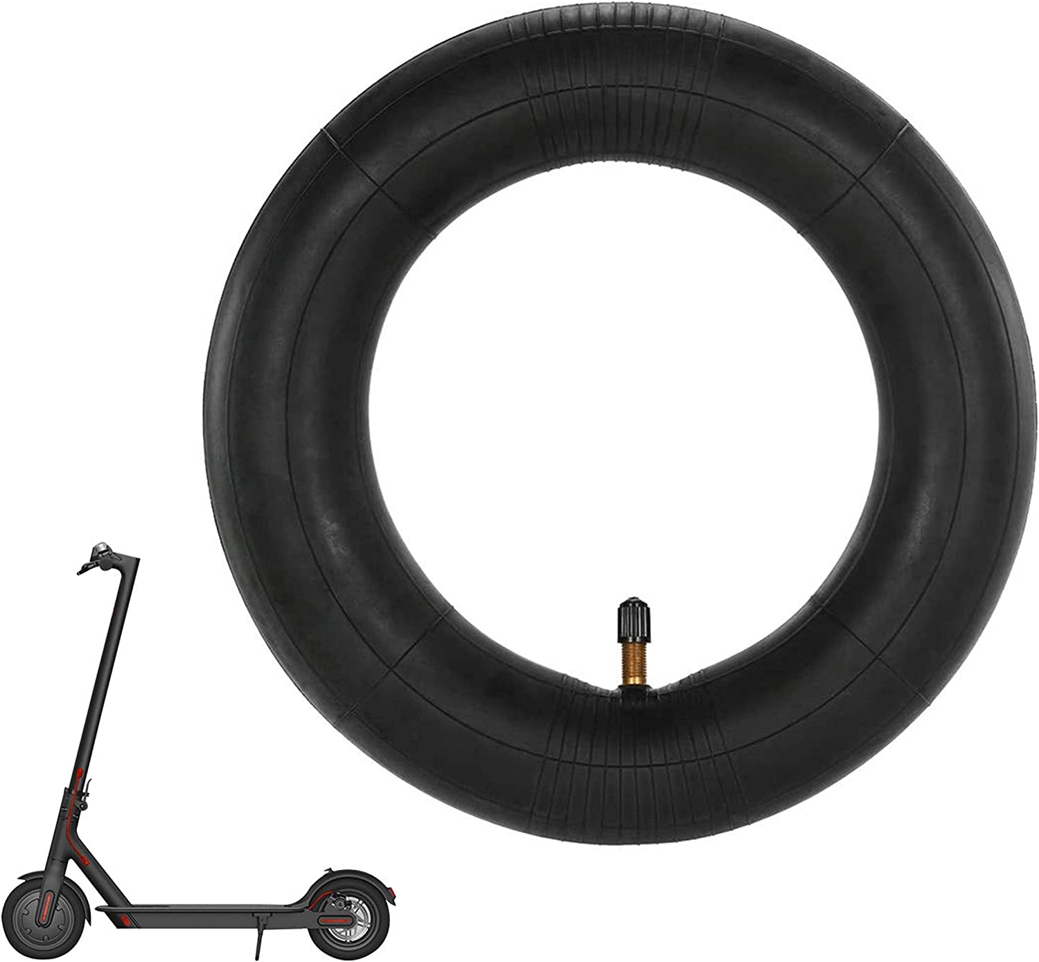 H3E# 8.5 inch Thick Inner Outer Tire Tube for M365 Electric Scooter Accessories