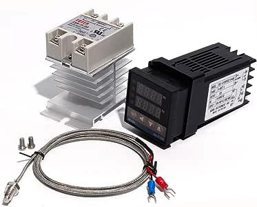 New MYPIN® Universal Digital TA6-SNR PID Temperature Controller with Relay DI..