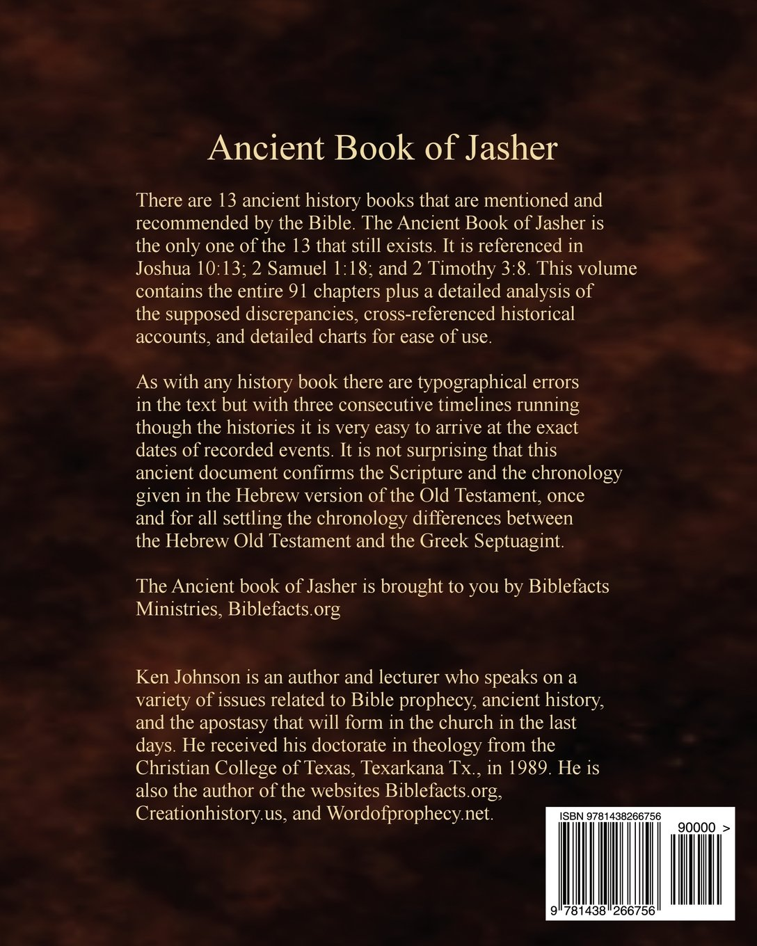 Ancient Book Of Jasher Referenced In Joshua 1013 2 Samuel 118