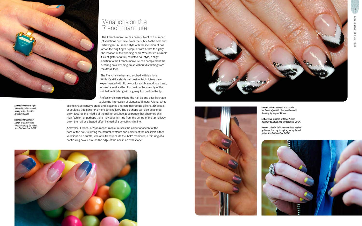 Nail Art: Inspiring Designs by the Worlds Leading Technicians ...