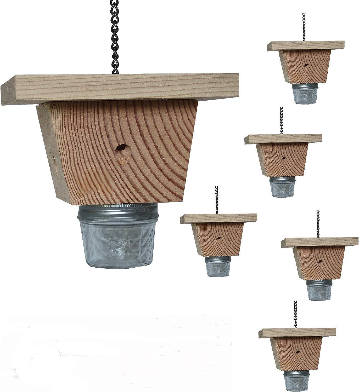 Mac's Carpenter Bee Traps – Set of 6