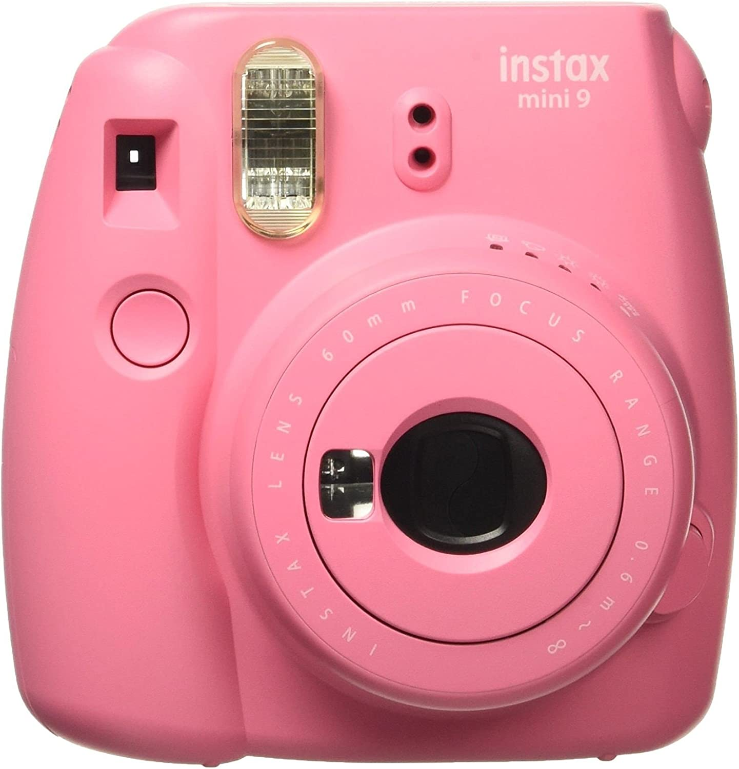 Fujifilm Instax Mini 9 Instant Camera Flamingo Pink Camera Photo