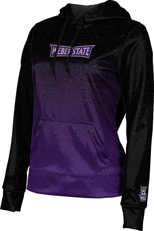 ProSphere Weber State University Women's Hoodie Sweatshirt - Gradient (Small)