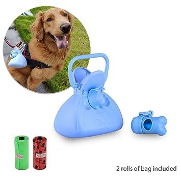 Amazon.com: Dispensador de correa portátil para perros y ...