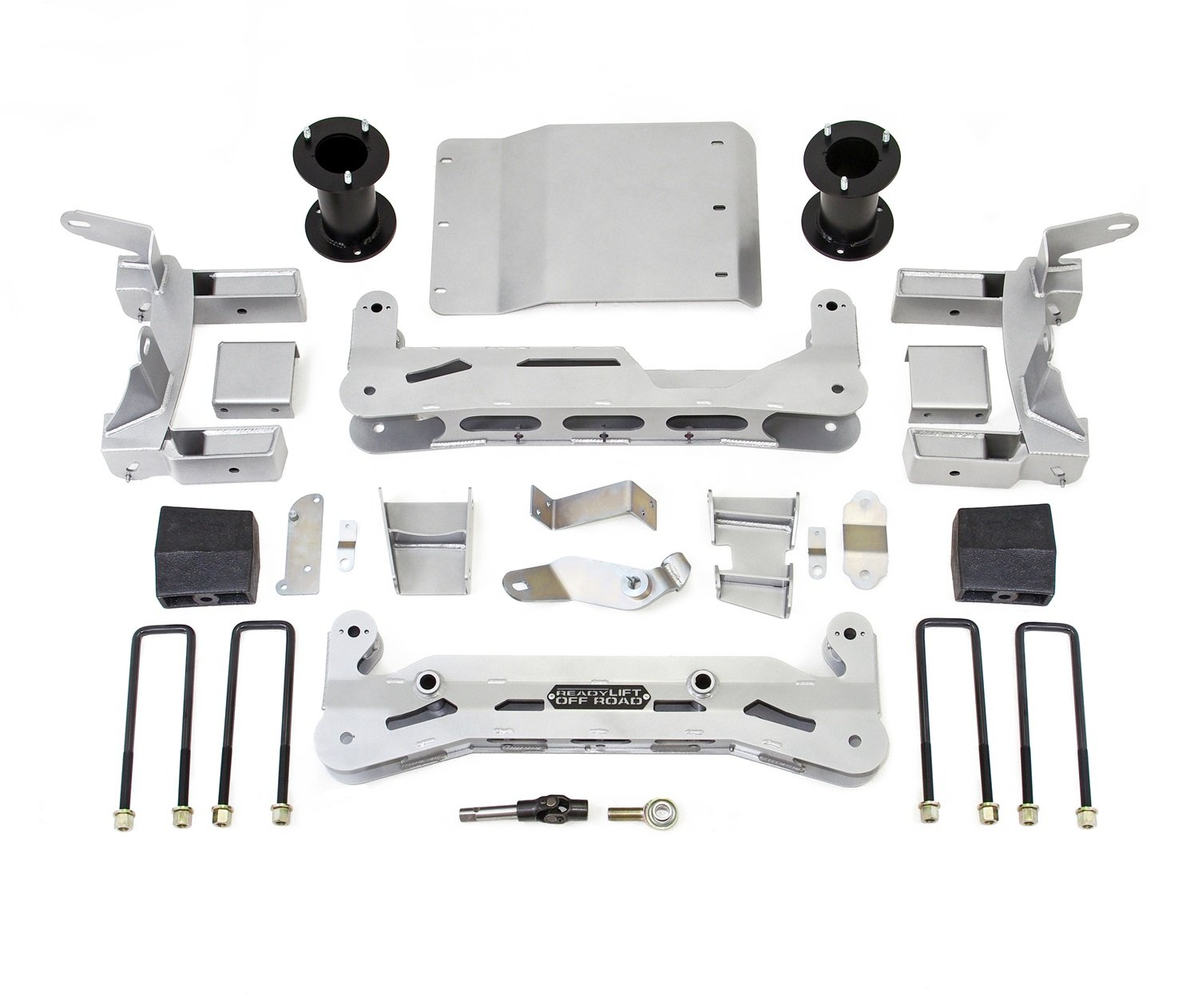 ReadyLift 49-2621 6.5'' Lift Kit (1 Piece Dive Shaft For F250/F350/F450 Ford)