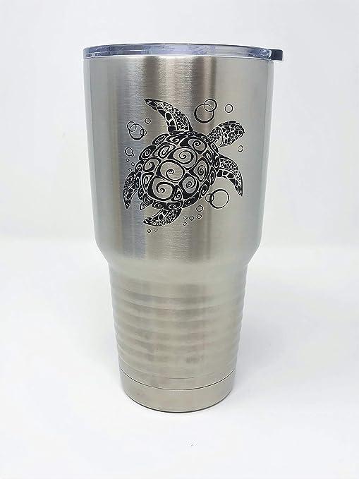Amazon.com: Doodle Gifts - Vaso de acero inoxidable con ...