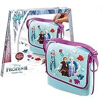 Totum- TM Essentials Disney Frozen II Do It Yourself Schultertasche: Umhänge-Tasche Zum Selber Verzieren mit…