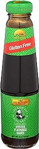 Lee Kum Lee Panda Brand Green Labeled Oyster Flavored Sauce, 9 oz