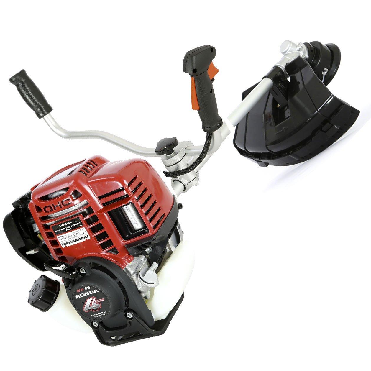 Decespugliatore motore HONDA GX35 impugnatura doppia: Amazon ...