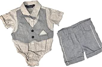 Mixbabi Baby Clothing Set For Boys
