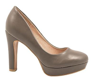cd6c7b6179c023 Elara Moderne Damen High Heels